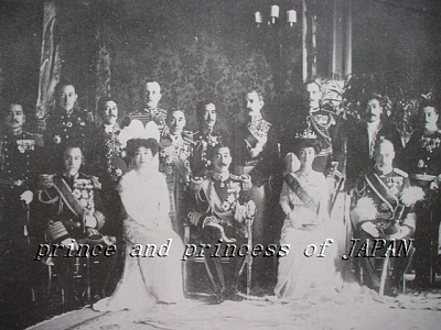 Click image for larger version  Name:#5. Prince & Princess Higashi-fushimi.jpg Views:629 Size:83.4 KB ID:186380