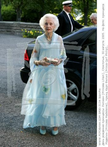 Princess Lilian\'s 90th Birthday: August 30, 2004 - The Royal Forums