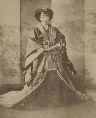 Click image for larger version  Name:#3. princess Sakiko Kaya(1922).jpg Views:755 Size:47.8 KB ID:202309