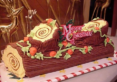Click image for larger version  Name:Choclate Yule Log.jpg Views:225 Size:38.5 KB ID:218693