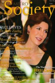 Name:  Resize of Princess Caroline in Metro Magazine.jpg