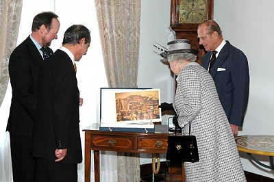 Click image for larger version  Name:Luncheon hosted by the Prime Minister at the Auberge de Castille, Valletta3.jpg Views:156 Size:62.7 KB ID:225873