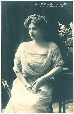 Click image for larger version  Name:Princess Alice of Battenberg, The Princess Andrew of Greece & Denmark 2.jpg Views:3494 Size:19.5 KB ID:261633