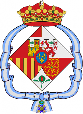 Click image for larger version  Name:Coat of arms of Infanta Pilar, Duchess of Badajoz.png Views:261 Size:113.9 KB ID:269405