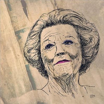 Click image for larger version  Name:Hare Majesteit Koningin Beatrix.jpg Views:265 Size:213.1 KB ID:287260