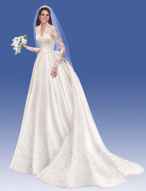Best Royal brides and wedding dresses - Page 55 - The Royal Forums