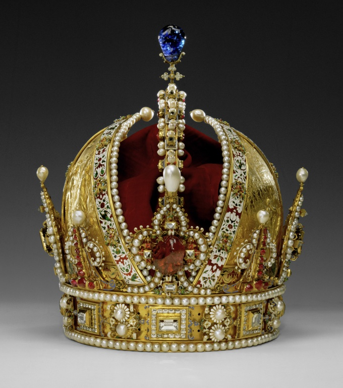 Click image for larger version  Name:AUSTRIA Corona Imperiale.jpg Views:573 Size:183.3 KB ID:292274