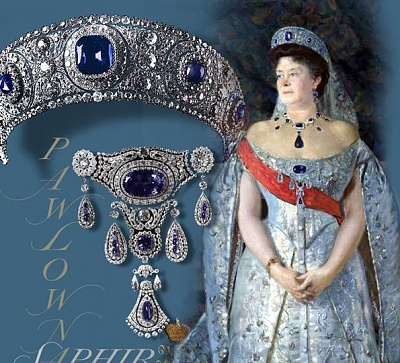Click image for larger version  Name:Tiara made in 1909 by Cartier sold to Missy then to Ileana.JPG Views:314 Size:73.9 KB ID:292603