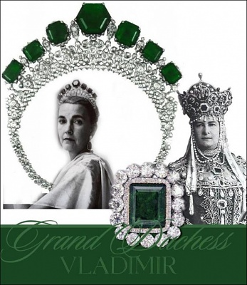 Click image for larger version  Name:Vladimir Gr Dss & Barbara Hutton bought from Cartier 1930s.jpg Views:1124 Size:161.0 KB ID:292606