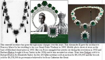 Click image for larger version  Name:Gr Dss Vladimirs emerald necklace history.JPG Views:371 Size:82.9 KB ID:292609
