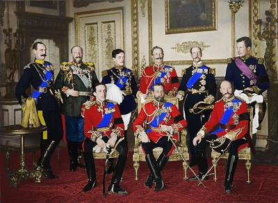 Click image for larger version  Name:The_Nine_Sovereigns_at_Windsor_for_the_funeral_of_King_Edward_VII final.jpg Views:1606 Size:219.8 KB ID:292825