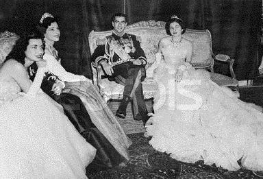 soraya estafandiary queen and later princess of iran