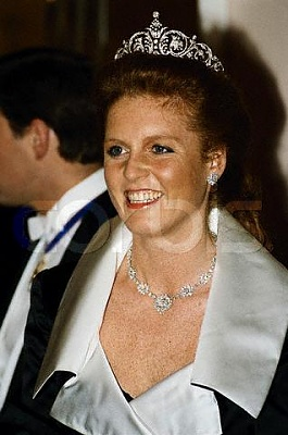 Sarah, Duchess of York Jewellery - The Royal Forums