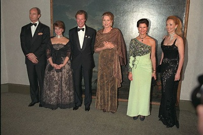 Click image for larger version  Name:Grand Ducal couple of Luxembourg.jpg Views:325 Size:55.7 KB ID:43555