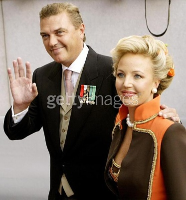 Click image for larger version  Name:Prince Carlo Borbone and wife.jpg Views:399 Size:41.1 KB ID:76883