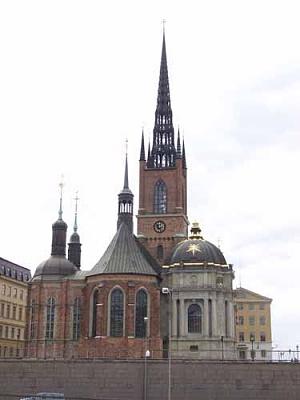 Click image for larger version  Name:Riddarholmen - Riddarholmskyrkan.jpg Views:535 Size:30.2 KB ID:78691