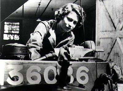Click image for larger version  Name:Princess at ATS - 1945.jpg Views:760 Size:58.3 KB ID:81375