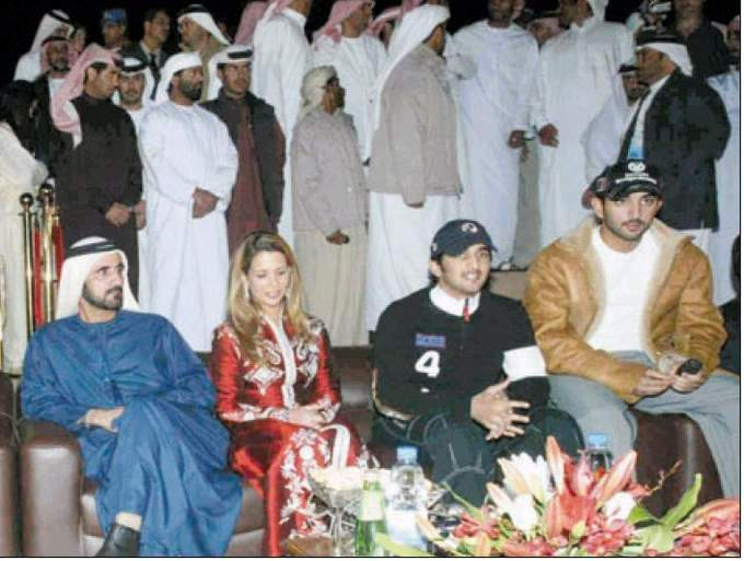 Sheikh Mohammad Princess Haya Current Events 1 June 2004 December