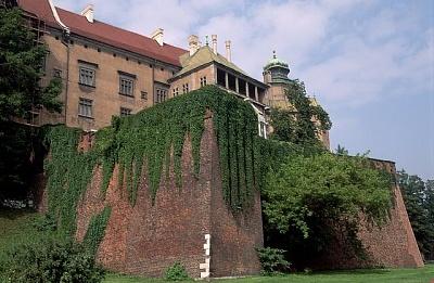 Click image for larger version  Name:Wawel Castle Krakow 06 castle and garden.JPG Views:353 Size:63.0 KB ID:93359