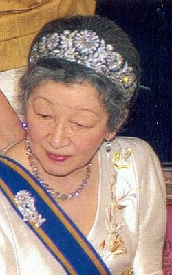 Click image for larger version  Name:Japan- Empress Michiko.jpg Views:3753 Size:22.2 KB ID:99731