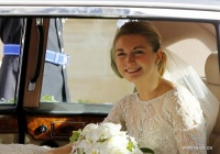 Princess St�phanie, Hereditary Grand Duchess of Luxembourg