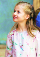 Hello! This is an official fan club of beautiful and adorable Crown Princess of Spain.