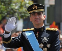 Group on the current King of Spain, Felipe VI