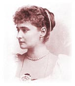 Fans of Empress Alexandra. The last Russian empress.( Alix of Hesse)